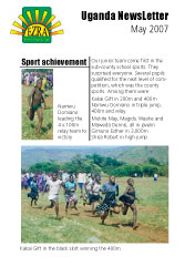 Uganda News April 2008